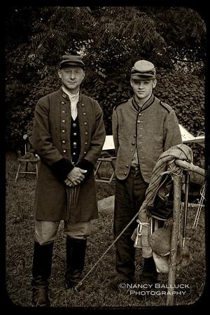 Hale Farm Civil War Reenactment 8/11/19