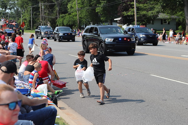 City of Portage 4th of July Parade 2021