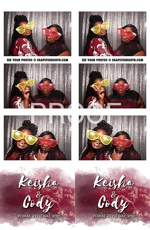 Keisha & Cody - 082821
