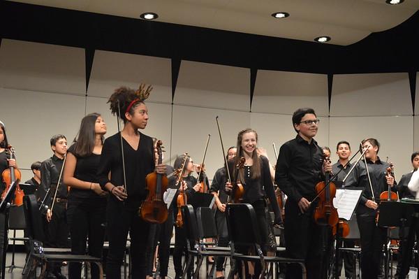 Orchestra December 2018