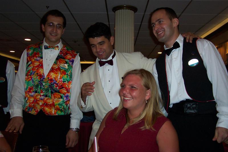 Bachelorette Cruise August 2003