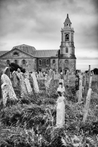 Portland Churchyard