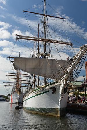 Star Spangled Sailabration