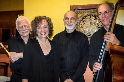 Catherine de Cuir and Bob Schoen Trio