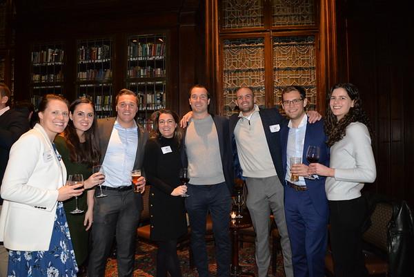Philadelphia Alumni Reception