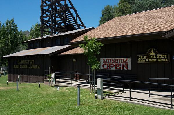 California Mineral Museum