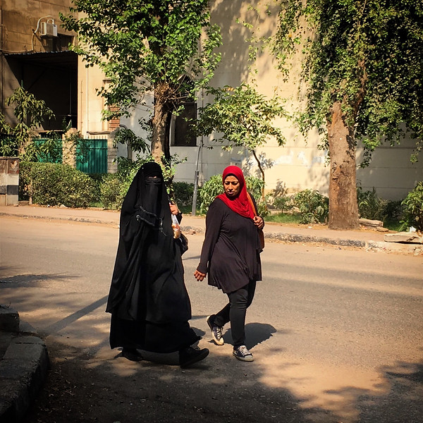 Morning Walk | 24 Hour Project | Cairo 7th April 2018