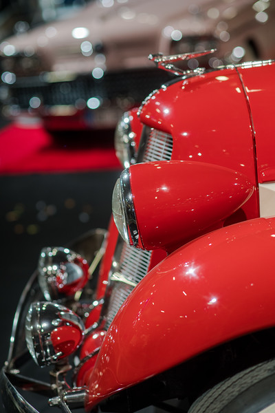 American car show  2017 Helsinki autoja