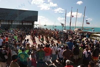 2014 Malama Honua Worldwide Voyage