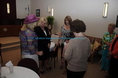 First Lady Joanne Tomblin Visits Ripley-2011