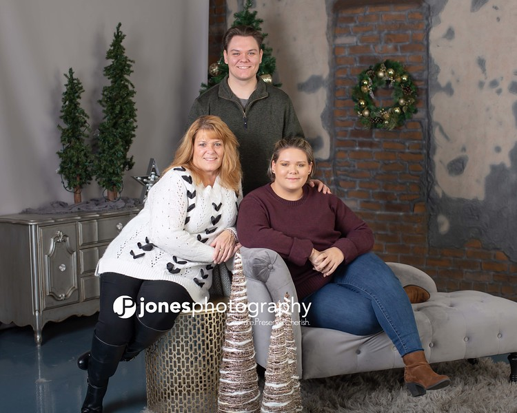 McLain Family 2019