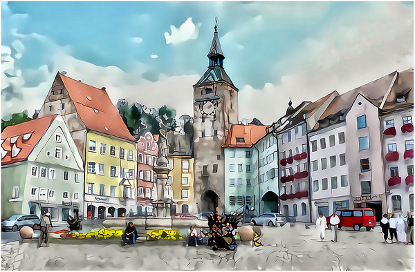 EUROPE - Germany Fantasy