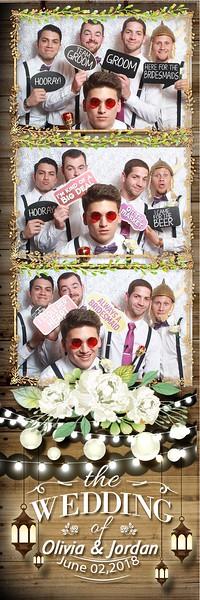 Olivia and Jordan's Wedding