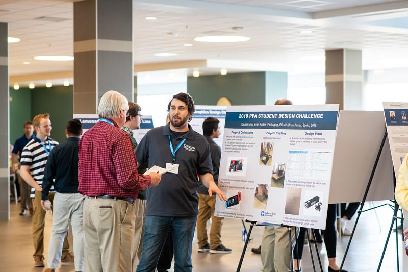 Technology research showcase
