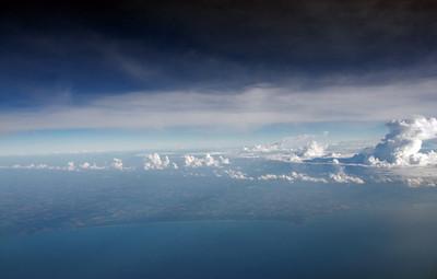 August 2008 Flights