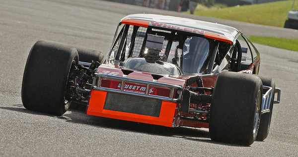 Nascar Modified Races