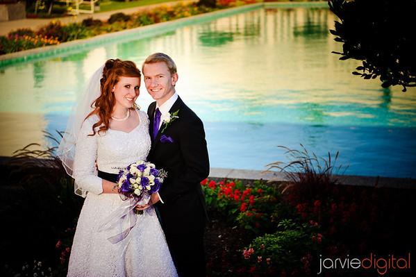 LA LDS Temple Wedding (Teasers)