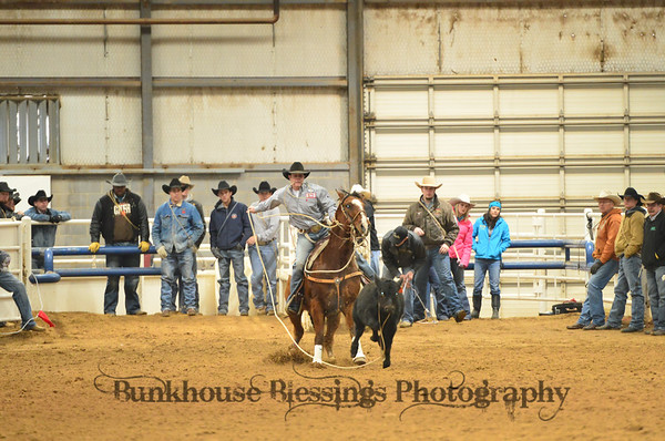 Open Calf Roping ~ Round 1