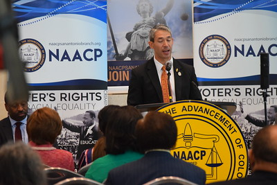 NAACP Press Conference