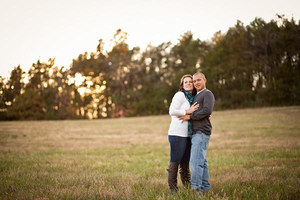 Prenger + Fletcher Engagement - Jefferson City, MO Wedding Photographer
