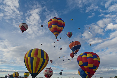 Albuquerque Balloon Fiesta - October 2016