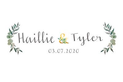 2020-03-07 Haillie & Tyler