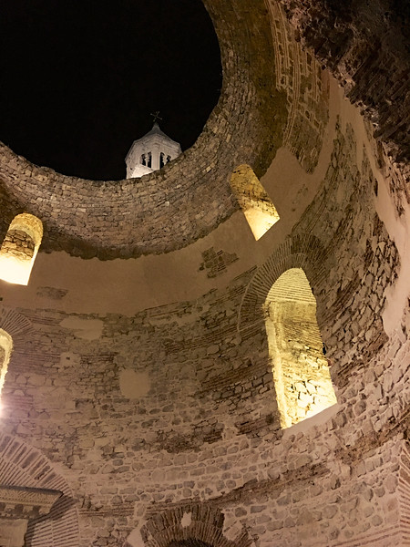 Ruins of Diocletian's Palace