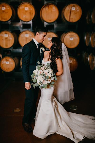 Tori & Justin // Wilson Creek Winery, Ca