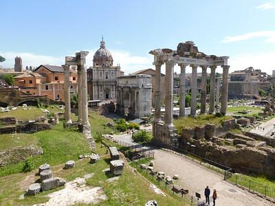 Rome May 11th