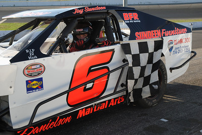Thompson 5-31-12 Victory Lane SN