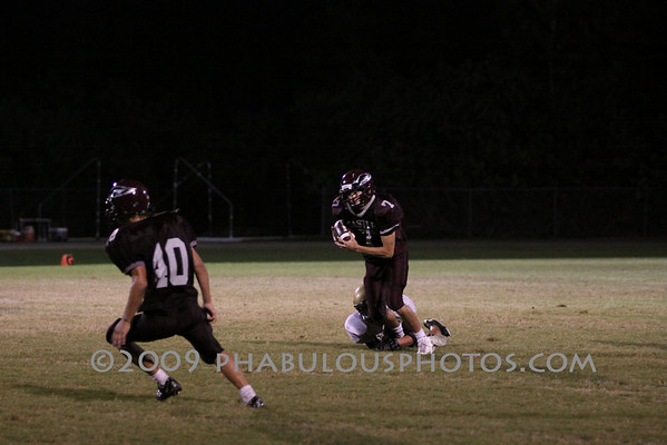 Orlando Lutheran @ PCCA V FB - 09 (Homecoming)