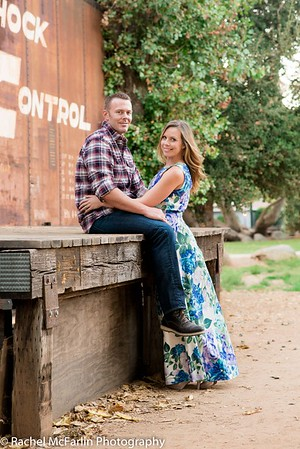 San Diego Wedding Photographer 92037 - Poway Engagement Portraits