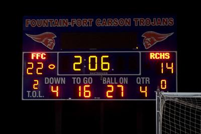 09/05 Varsity vs Fountain-Fort Carson