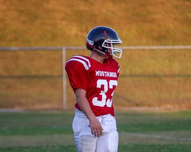 2019-09-30 IHS vs Strayhorn 8th Grade Football