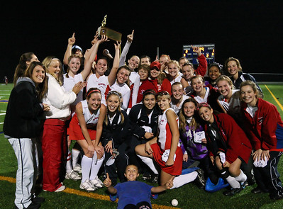 Fairport Red Raiders v. Webster Thomas Titans (Sectionals) 11-8-11