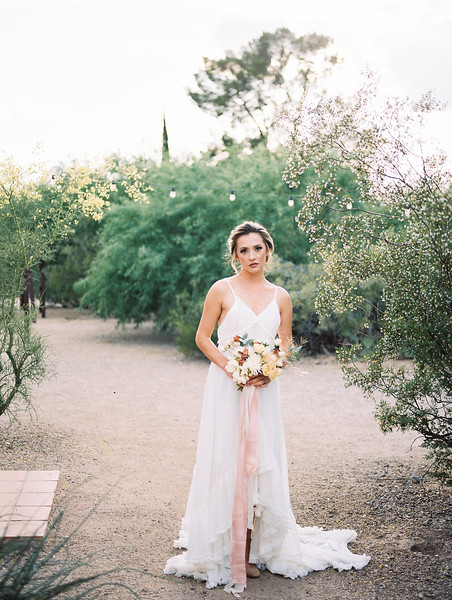 Tucson AZ Mission Elopement | Kristen Kay Photography - Southern California Wedding Photographer-8.jpg