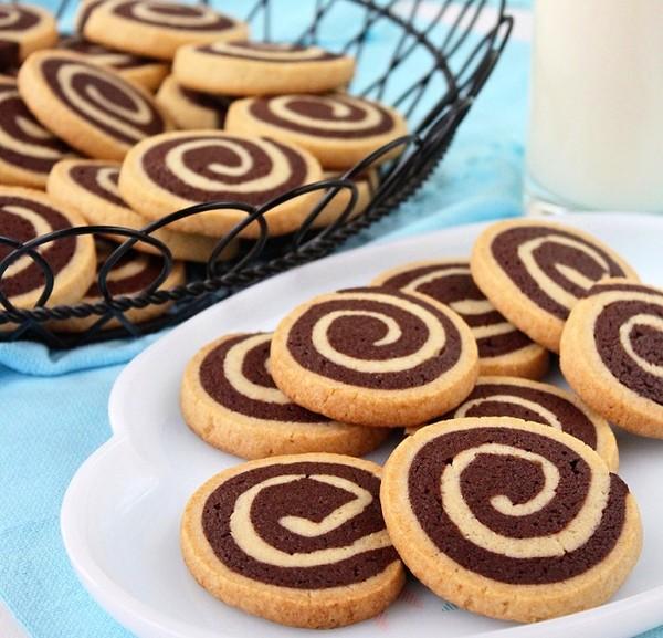 làm bánh ngọt giáng sinh 3