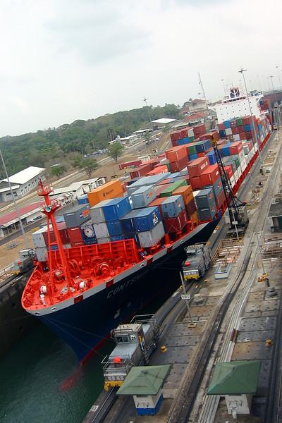 2003-03-29   25th Anniversary - Orlando & Panama Canal