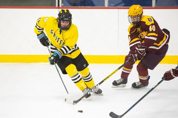 Ice Hockey: De Smet vs Vianney