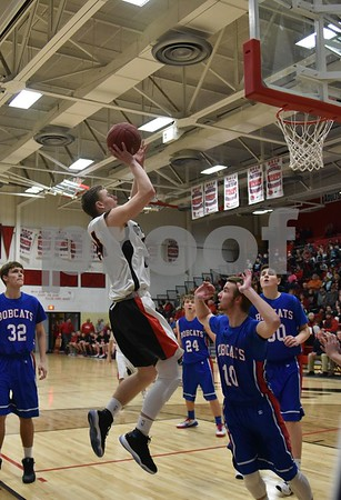 Marshalltown @ Fort Dodge Boys Basketball