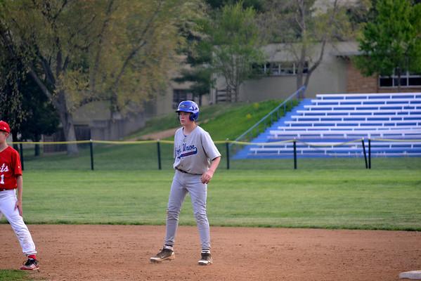 Baseball vs. St. Christopher's