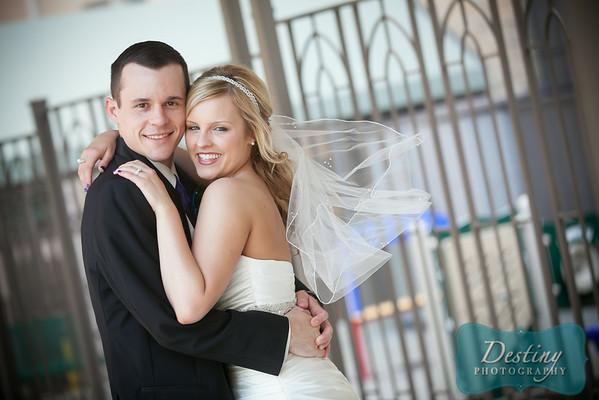 Keegan and Courtney's Wedding Pix