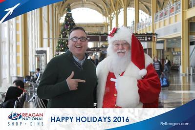 Reagan Shopping & Dining: Happy Holidays 2016 - Day 5