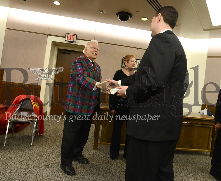 85210 reception for outgoing county commissioners