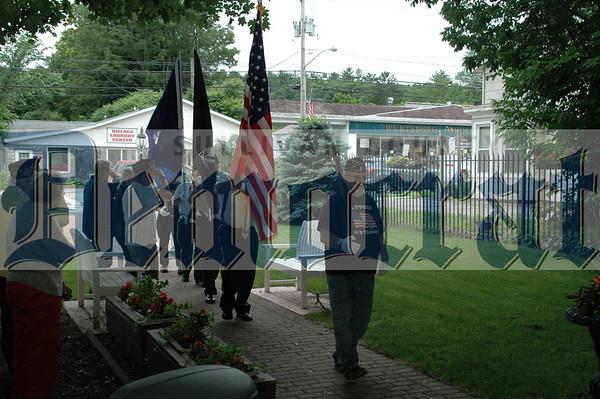 Wurtsboro Veteran's Ceremony