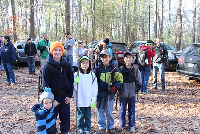 2015 - Fall Hike at Callahan State Forest