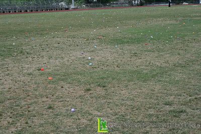2011 Senior Easter Egg Hunt