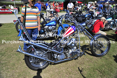 2010 Barber's Vintage Motorcycle Festival bike shows and swap meet