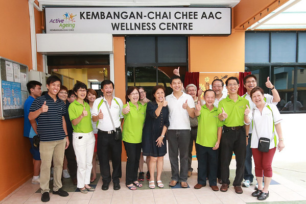 Official Opening of ACC Wellness Centre 2013