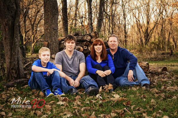 Walters Family 2013